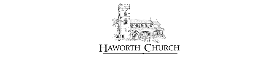 Haworth Church Website