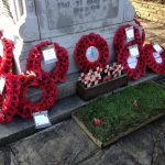 Remembrance Day arrangements